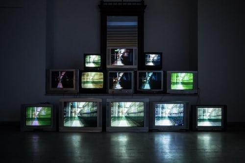 Verdens mest sete danske tv -serier